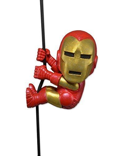 "Iron Man ~2"" Figure: NECA Scalers Minis x Marvel Universe - Iron Man Series"