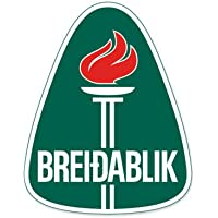 fan products of UMF Breidablik - Iceland Football Soccer Futbol - Car Sticker - 5