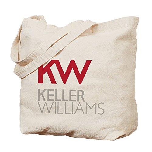 CafePress–KW Logo–gamuza de bolsa de lona bolsa, bolsa de la compra