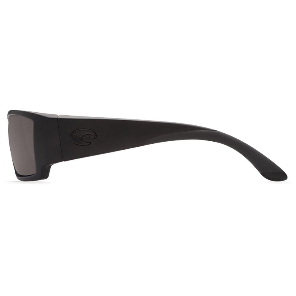 Costa Del Mar Corbina Sunglasses Blackout/Silver Mirror 580Glass