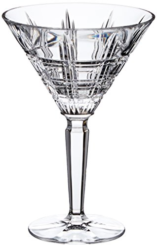 Marquis by Waterford Crosby Martini, Set of 2 (Glasses Crystal Martini)