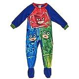 AME Boys Toddler 4T PJ Masks Fleece Footed