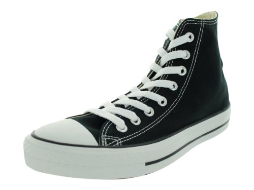 Converse Clothing & Apparel Chuck Taylor All Star High Top Sneaker, Black, M 11 / W 13