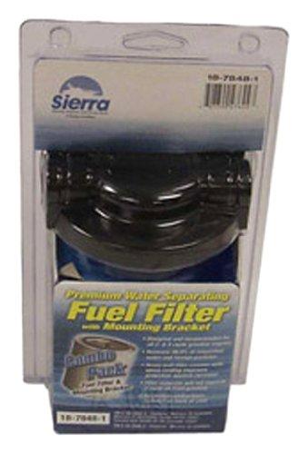 - Sierra 18-7848-1 Fuel Water Separator Kit - 1/4