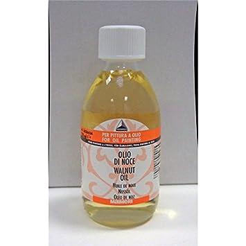 huile de noix peinture