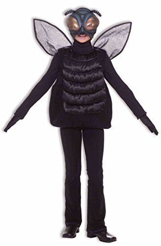 Forum Novelties Human Fly Child Tunic and Mask Costume - Kids Fly Costumes