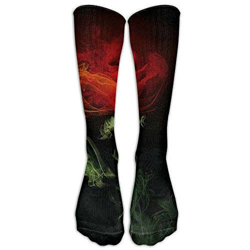Beautiful Roses Wallpaper (Beautiful Rose Compression Socks Soccer Socks High Socks Long Socks For Running,Medical,Athletic,Edema,Diabetic,Varicose Veins,Travel,Pregnancy,Shin Splints,Nursing.)