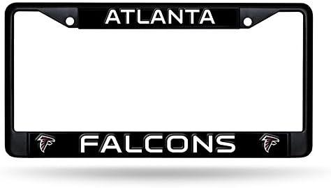 Atlanta Falcons NFL Team Chrome Frame