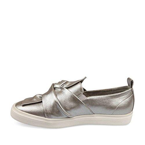 MERRY SCOTT sneaker argento