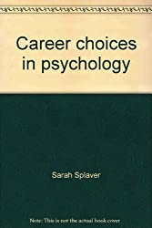 Career choices in psychology