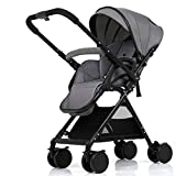 Best Reclining Car Seat Toddlers - Baby Stroller, Can Sit Reclining, Lightweight Folding, Shock Review