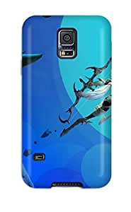 1143166K79205818 Waterdrop Snap-on Battleborn Case For Galaxy S5