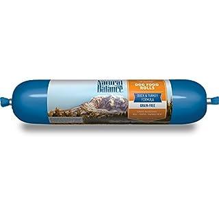 Natural Balance Dog Food Roll, Duck & Turkey Formula, 3.5 Pound Roll