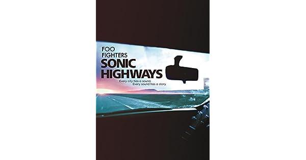 Amazon.com: Sonic Highways: Foo Fighters: Cine y TV