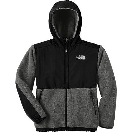 deb8989fe Amazon.com: The North Face Denali Hooded Fleece Jacket - Boys' R ...