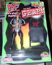 (WWF (WWE) Bend-Ems Gear Series