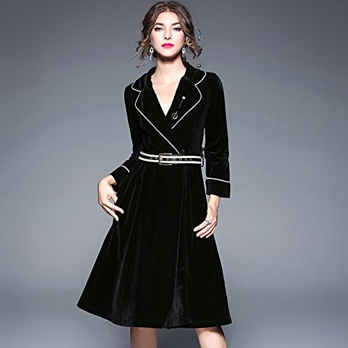 Wanglele Womenswear Otoño E Invierno Mujer Traje De Correas ...