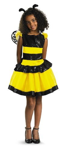 Razzle Dazzle Bee Child Costume Size 7-8