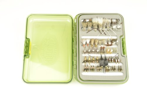 Umpqua Rockies Trout Fly Selection with UPG Fly Box
