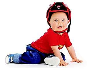SINNAYEO - Baby Safety Helmet Hat cap No Bumps Infant Head Cushion Bumper Bonnet