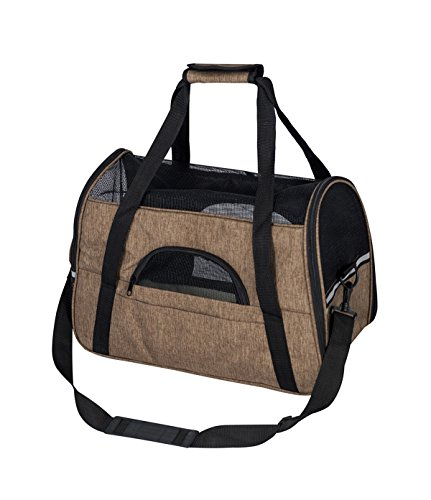 BuyHive Pet Dog Carrier Puppy Cat Travel Tote Bag Comfort Safety Shoulder Carrying Bag Review