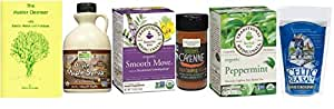 Complete Organic Master Cleanse 10-day Kit with Free Master Cleanser book