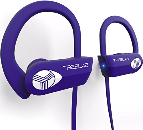 Bluetooth Headphones Sweatproof Secure Fit Cancelling product image