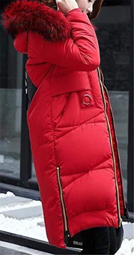 Fermeture avec Doudoune Hiver Femme Mode Trench wXpOvSOqH