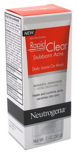 Neutrogena Rapid Clear Stubborn Acne Daily Leave-On Mask 2 o
