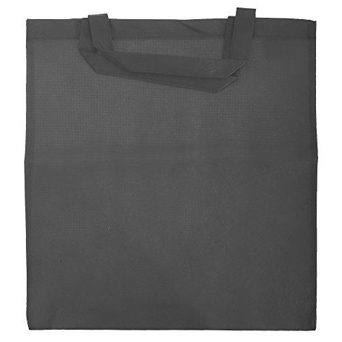 Basic Jassz Shopping Short Handle Tote Holly Bags Dark Grey Bag EwHqPrEX