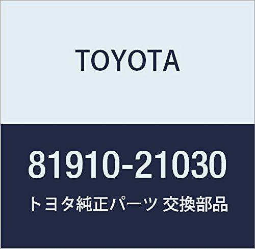 TOYOTA 81910-21030 Reflector Assembly