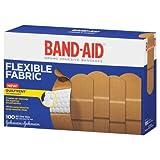 534444BX - Band-Aid Flexible Fabric Adhesive Bandage 1 x 3