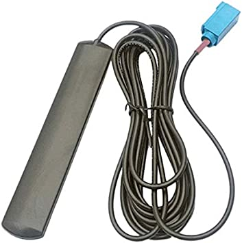 YanYun para Cic Nbt EVO Combox TCU Mulf WiFi gsm 3G Fakra 3 Metros Antena Aire