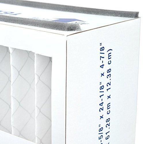 AirXフィルタアレルギー16x 25x 5エアフィルタMERV 11AC炉プリーツエアフィルター交換用GeneralAire 1416145115fm16256fm16254541ボックスの2、Made in the USA