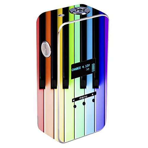 SMY 50W TC Vape E-Cig Mod Box Vinyl DECAL STICKER Skin Wrap