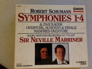 Symphony 1-4/Zwickauer/Manfred Overture