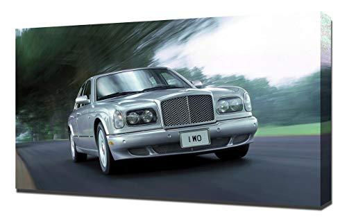 Bentley Arnage Red Label - Lilarama USA 2000-Bentley-Arnage-Red-Label-V3 Canvas Art Print - Wall Art - Canvas Wrap