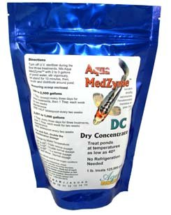 Aqua MedZyme DC Dry Concentrate 1 lb
