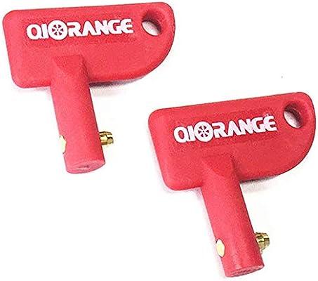 Single Battery 100amp Cut Off//Kill//Isolator Switch Spare Keys Car//Boat//Rally