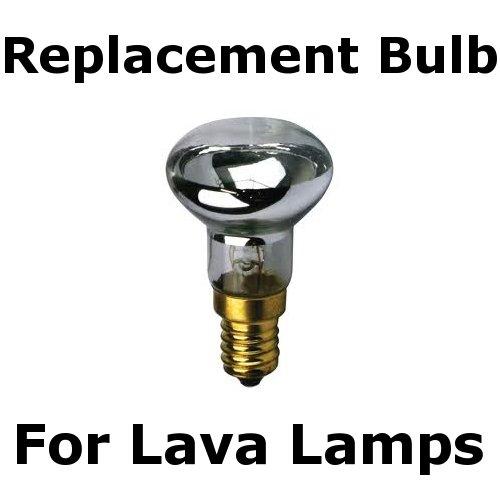 R39 E17 Replacement Light Bulb Motion Lamp Watt Reflector Type