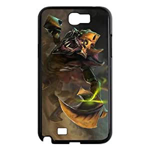 Samsung Galaxy N2 7100 Cell Phone Case Black Defense Of The Ancients Dota 2 SAND KING 001 LWY3562579KSL