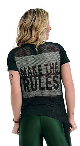 Cajubrasil T-Shirt Rules Black