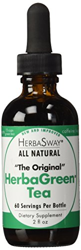 HerbaSway HerbaGreen Tea, Original, 2 - Liquid Green Tea Extract