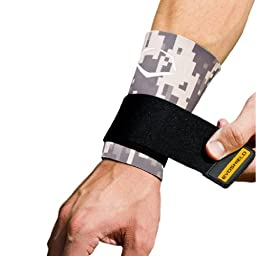 EvoShield Compression Wrist Sleeve with Strap