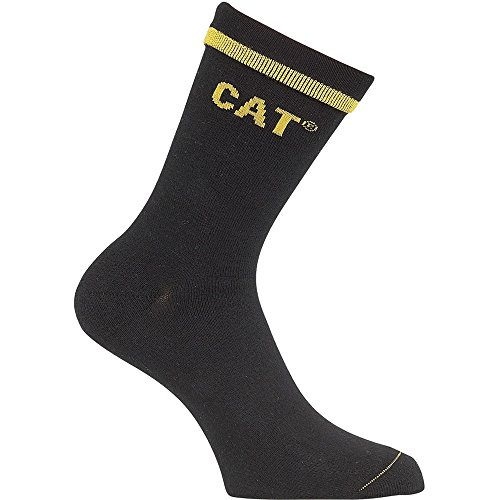 Cat Footwear, Scarpe antinfortunistiche uomo Nero nero 9x11