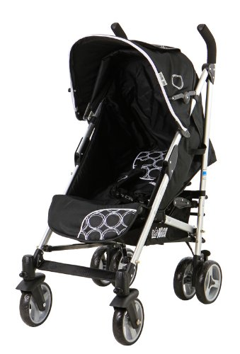 Dream On Me/Mia Moda Fiore Stroller, Cercle Noir by Mia Moda