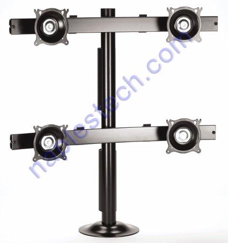 ch445 LCDモニタマウント/スタンドマウント4 LCDモニタの最大30