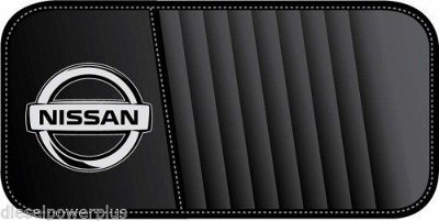 Nissan CD/DVD Visor Organizer Nissan Cd