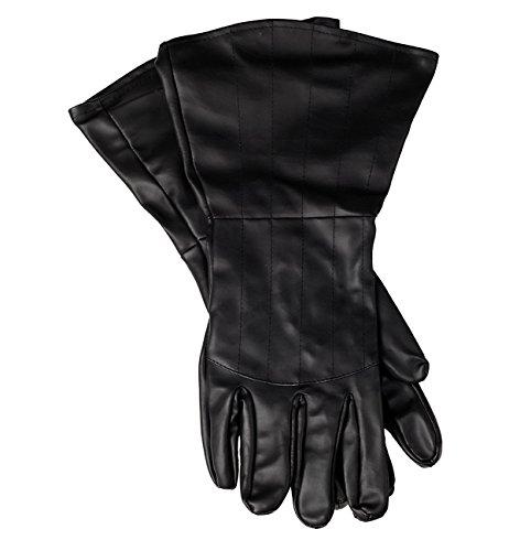 Darth Vader Gloves Costume Accessory (Vader Gloves)