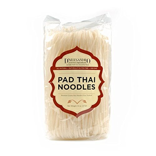 Pad Thai Noodles, 30 / 14 Oz Bag Case by D'allesandro